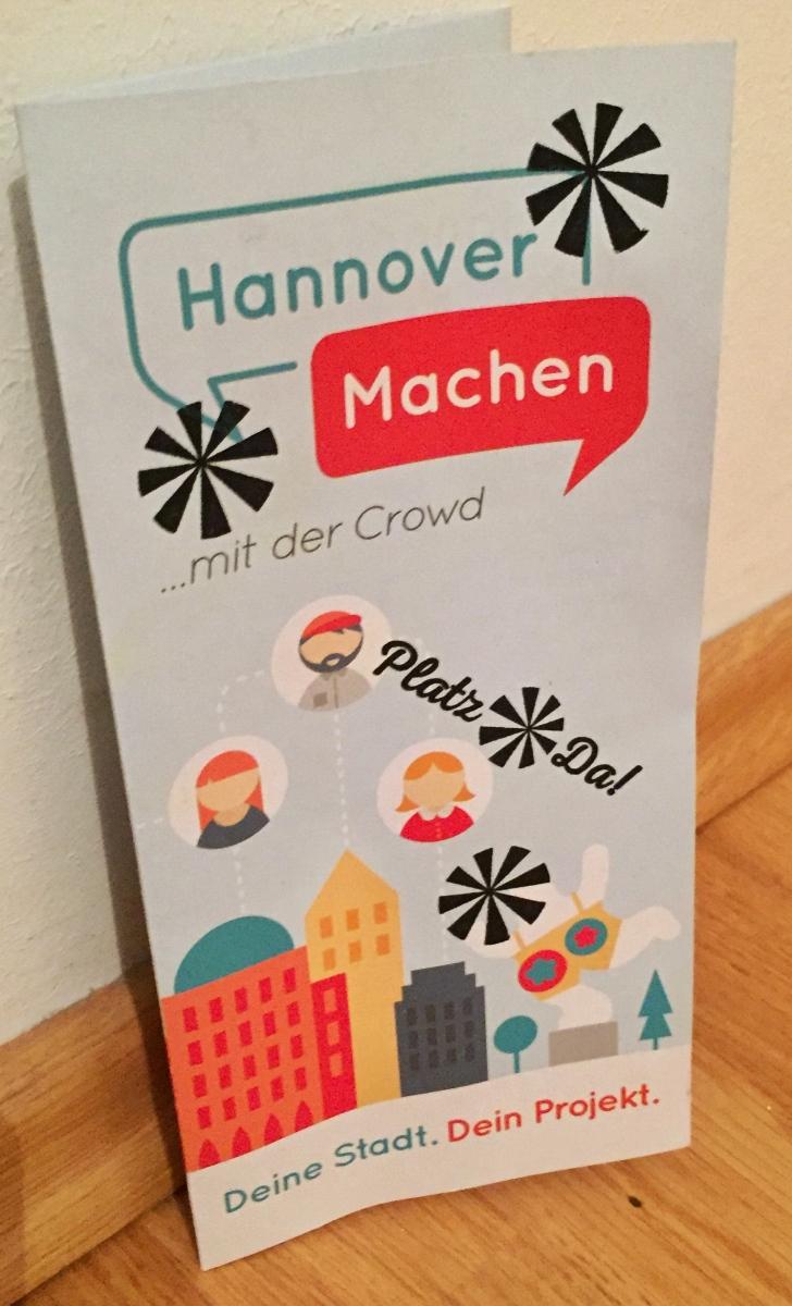 """Diskussionsforum """"Lebenswerte Stadt(teile)""""  am 9. Februar 2017 im Lindener Rathaus"""